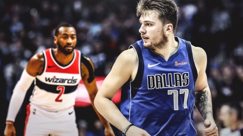 Mavs' Luka Doncic will play vs. Wizards despite ankle injury