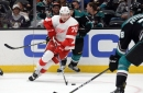 Red Wings Recall Christoffer Ehn from Grand Rapids