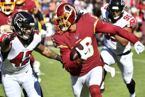 Skins Stats & Snaps: Falcons @ Redskins (Offense)