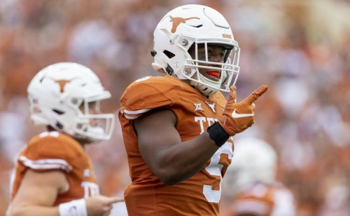 Ahead of trip to Lubbock, Tre Watson explains why he chose UT over Texas Tech