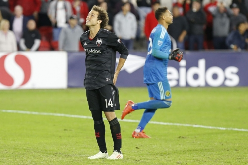 MLS Playoff Watch: D.C. United ousted, Atlanta snags an away goal