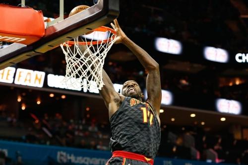 Game Thread: Atlanta Hawks vs. Charlotte Hornets