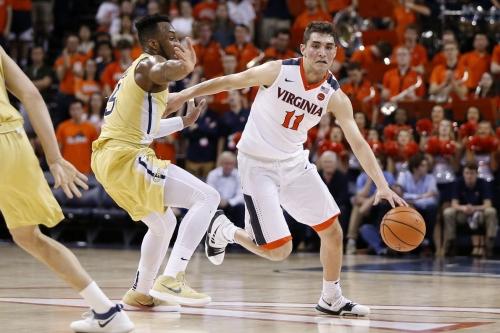 Virginia Cavaliers vs. Towson Tigers Basketball Game Thread