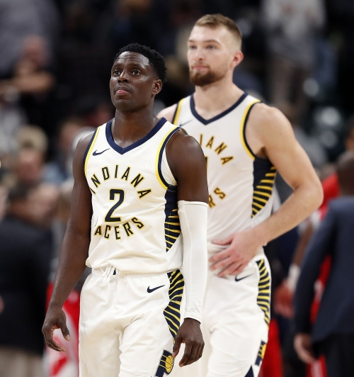 As scoring in NBA goes up, Pacers struggle to find scoring outside of Victor Oladipo
