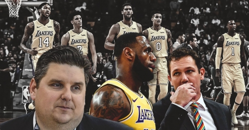Brian Windhorst says Lakers' roster is major problem