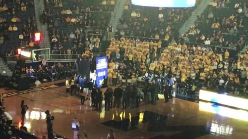 Michigan basketball unveils Big Ten tournament and Final Four banners
