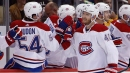 Canadiens' Joel Armia leaves game vs. Rangers with lower-body injury
