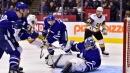 Frederik Andersen stellar as Maple Leafs down Golden Knights