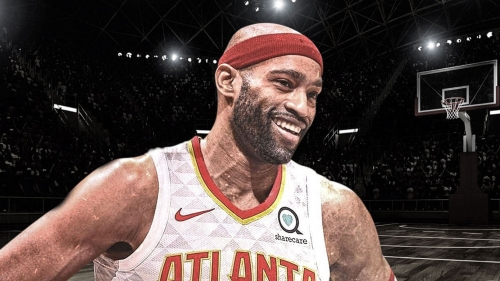 Hawks news: Vince Carter hints at the secret to his jumping ability
