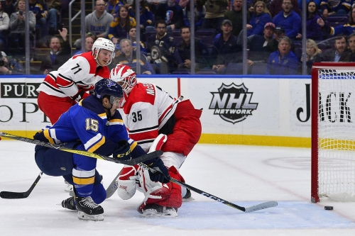 Recap: First-Period Trouble Sends Canes to 5th Straight Loss