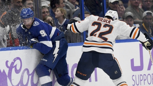 Takeaways: Oilers undone by Lightning starpower