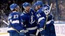 Kucherov, Vasilevskiy help Lightning beat Oilers