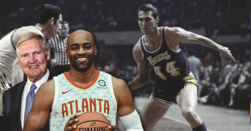 Hawks' Vince Carter moves past Jerry West on field goals made list
