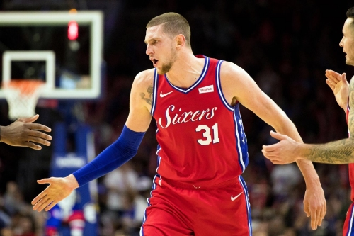 Liberty Ballers Nightcap: Muscala doubtful vs. IND, Chandler to LAL, NBA Scores