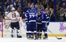 Oilers' McDavid kept off scoresheet in loss to Lightning