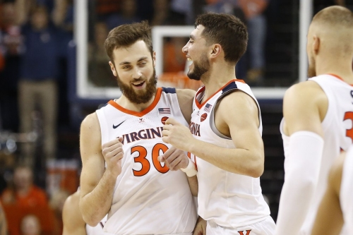 Virginia hits first Pack Line Pledge game of the season with win over Towson