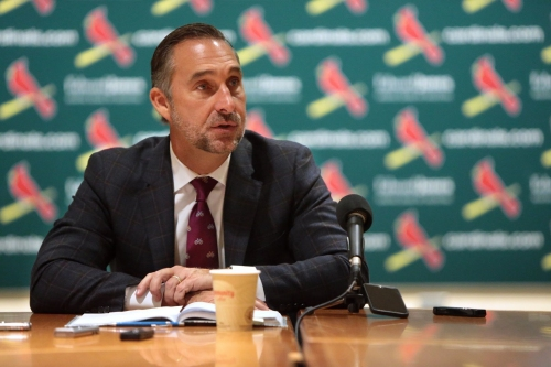 As GM meetings open, Cardinals watch which way trade winds blow