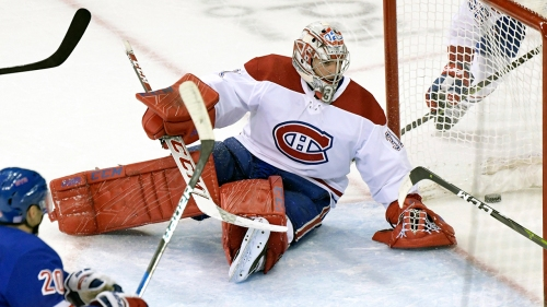 Carey Price misses opportunity to save game for Canadiens
