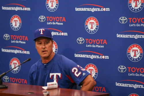 Rangers manager Chris Woodward likely to keep at least two members of Jeff Banister's coaching staff