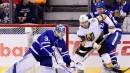 Brown, Andersen lead Maple Leafs to victory after practice scrape