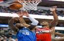 A stellar rebounding night from somebody not named DeAndre Jordan helped Mavericks end six-game skid
