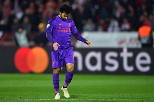 Fans troll Liverpool star Mo Salah by comparing him to a Swansea City cult hero
