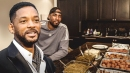 Serge Ibaka's dream guest on 'How Hungry Are You?' is Will Smith