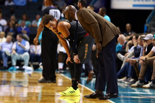 Hawks unable to overcome turnover issues in loss to Hornets