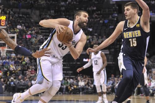 Memphis Grizzlies vs. Denver Nuggets Game Preview
