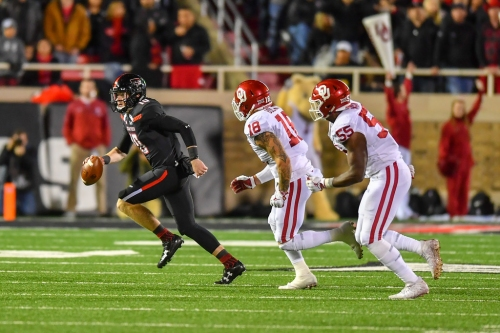 5 things Texas fans need to know about Texas Tech, including where Red Raiders stand at QB after recent injury