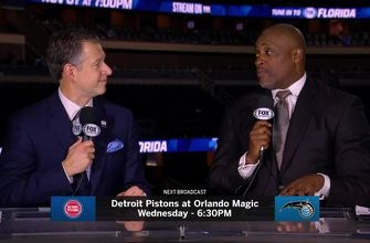 Magic need to keep same defensive energy against visiting Pistons