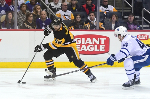 Zach Aston-Reese ready to shine with Pittsburgh Penguins