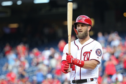 Bryce Harper turned down $300 million offer from Nationals