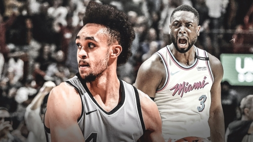Derrick White listed as probable vs. Miami