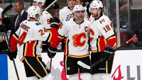 Flames' season suddenly burning bright after rock-bottom star
