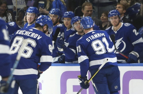 Sports Day Tampa Bay podcast: Lightning moves into NHL points lead