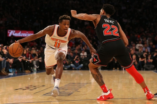 Knicks Links, 11/7/18: Much love for the young Knicks