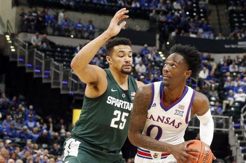 What We Learned: No. 1 Kansas Jayhawks 92, No. 10 Michigan State Spartans 87