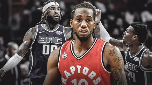 Raptors' Kawhi Leonard listed as questionable vs. Kings
