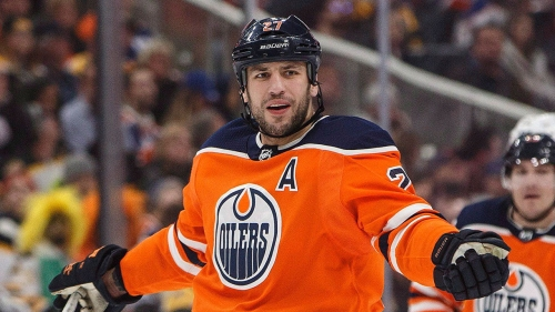 NHL fines Oilers' Lucic maximum $10K for roughing Joseph