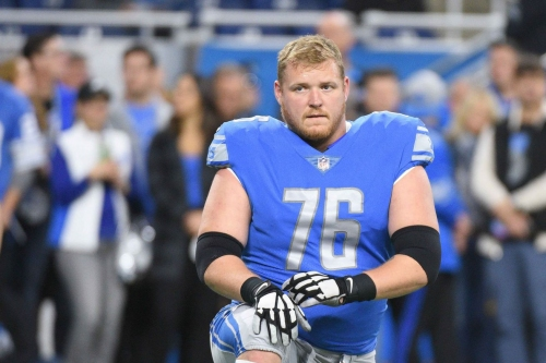 Lions Week 10 injury report: T.J. Lang has another new injury
