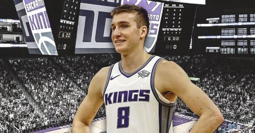 Kings' Bogdan Bogdanovic will make season debut Wednesday