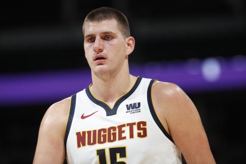 Nuggets' Nikola Jokic fined $25,000 for using derogatory, offensive language