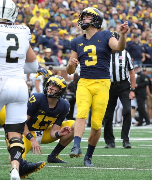 What's wrong with Michigan football's field-goal unit?