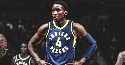 Pacers' Victor Oladipo ineligible to sign Designated Veteran extension due to timing of Thunder trade