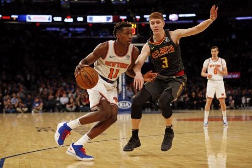 Game Thread: Knicks at Hawks- 11/07/18