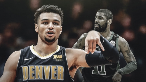 Nuggets' Jamal Murray thinks Celtics' Kyrie Irving 'overreacted' in his attempt to go for 50