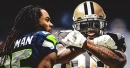 Richard Sherman reacts to Dez Bryant signing with New Orleans Saints