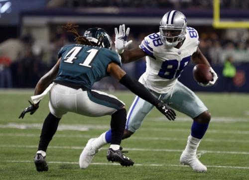 Saints firman a ex receptor de Cowboys, Dez Bryant