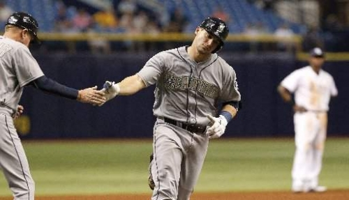 Report: Rays trading Mallex Smith to get C Mike Zunino, OF Guillermo Heredia